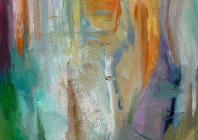 80 x 110 cm, 2012, Öl auf Leinwand, Privatbesitz