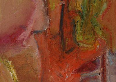 40 x 60 cm, 2012, Öl auf Leinwand, Privatbesitz
