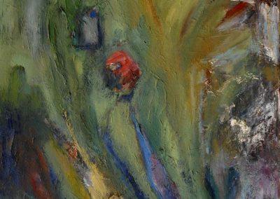 60 x 80 cm, 2005, Öl auf Leinwand, Privatbesitz