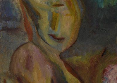 60 x 80 cm, 2006, Öl auf Hartfaser