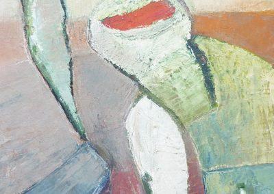 60 x 80 cm, 2015, Öl auf Leinwand