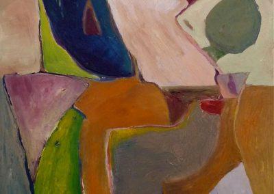 50 x 70 cm, 2012, Öl auf Leinwand