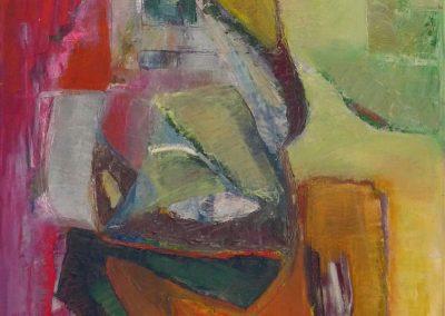 40 x 50 cm, 2011, Öl auf Leinwand