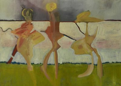 70 x 50 cm, 2014, Öl auf Leinwand