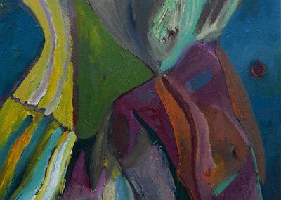 50 x 100 cm, 2013, Acryl auf Leinwand