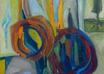 50 x 60 cm, 2016, Öl auf Leinwand